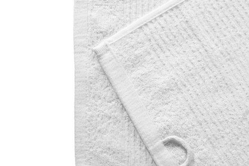 Asciugamano ospite LIFESTYLE bianco