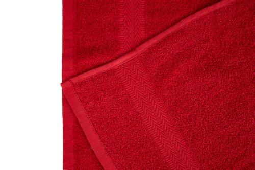 Serviette de toilette BREEZE 50x90 rouge