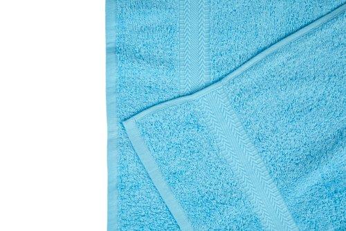 Telo da bagno BREEZE blu