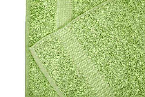 Toalha banho KRONBORG DE LUXE verde