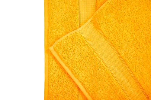 Badelaken KRONBORG DE LUXE gelb