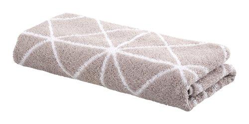 Asciugamano GRAPHIC grigio