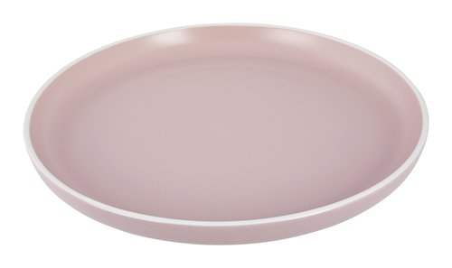 Teller ELIAS Ø27cm rosa