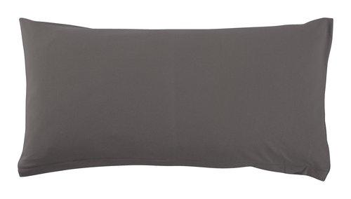 Kissenbezug Jersey 40x80cm grau