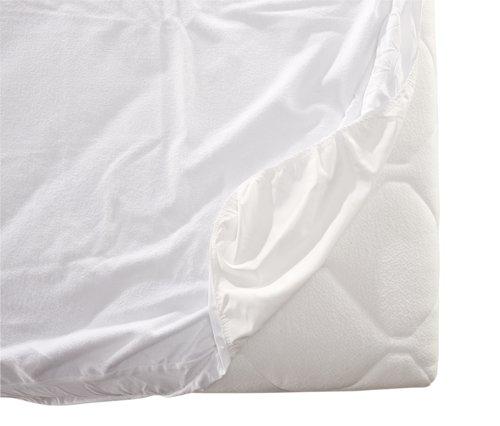Sábana ajust imperm 90x200x20cm blanco