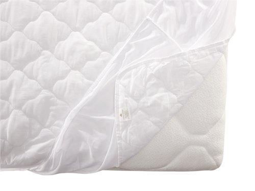 Proteggimaterasso 90x200cm bianco