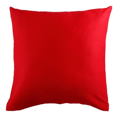 Federa raso 40x40 rosso KRONBORG