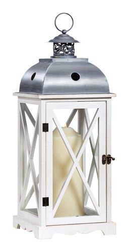 Lanterna BOB L22xC22xA58cm branco
