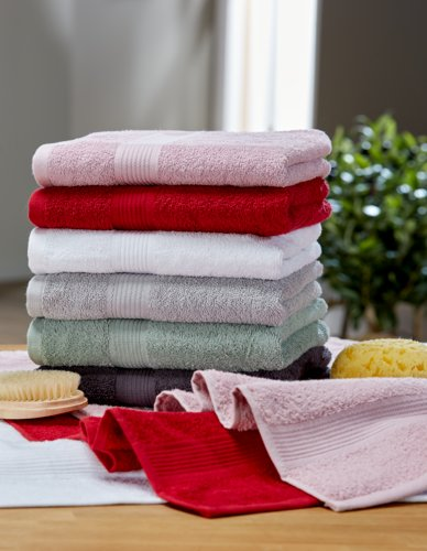 Asciugamano CLASSIC LINE rosso