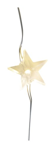 Lichterkette STAR L200cm m/20 LED