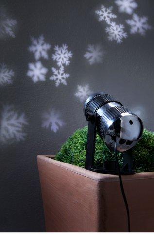 Dekoleuchte KLEMENTIN LED-Projektor