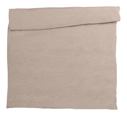 Funda nórdica BETH Satén 150x220 gris