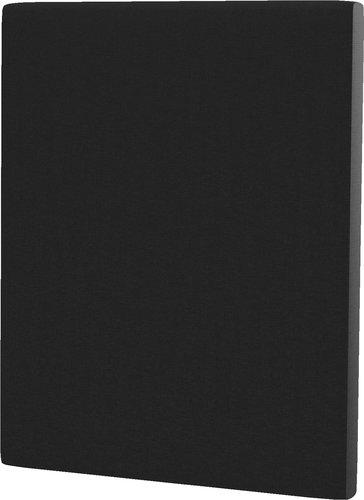 Sengegavl H10 PLAIN 140x115 svart-10
