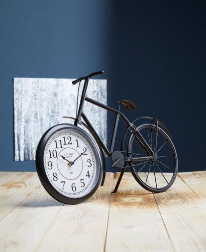 Uhr FAHRRAD B50xL13xH33cm schwarz