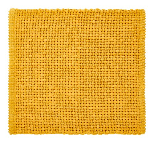 Tapis de bain NOLVIK 45x50 jaune