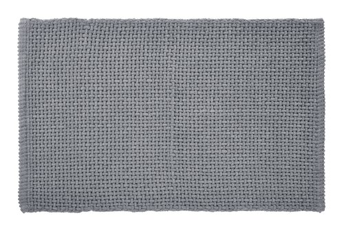 Tappetino bagno NOLVIK 50x80 grigio