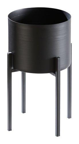 Vaso KRESSER Ø17xH37cm con supporto
