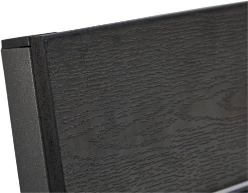 CHICAGO L90cm noir+4 FALKERSLEV gris
