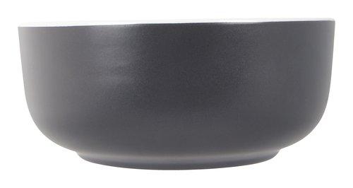 Bol ELIAS Ø15xH6cm céramique gris