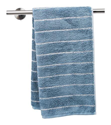 Handtuch SOFIL STRIPE staubblau