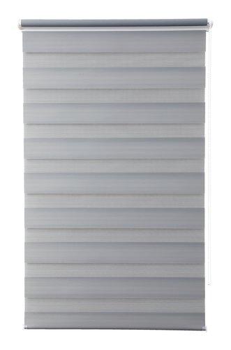 Doppelrollo IDSE 70x160 hellgrau