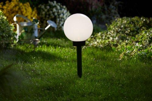 Candeeiro solar SOL Ø20xA54 branco