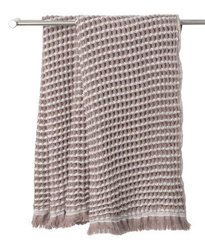 Håndklæde IDRE 50x100 sand SENSE