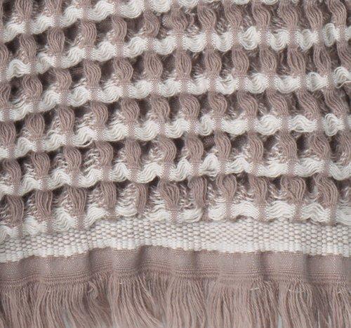 Handdoek IDRE 50x100 zand SENSE