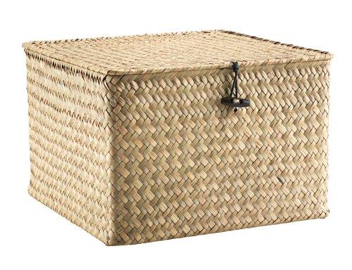 Kutija ALVIN Š26xD26xV17cm morska trava