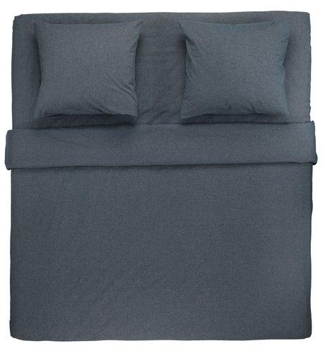 Conjunto lençóis RONJA flanela 240x280