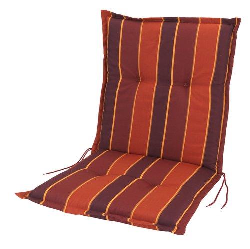 Cuscino sedia schien. alto SEVILLA rosso
