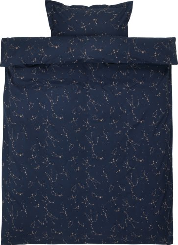 Set posteljine SIRI 140x200 plava