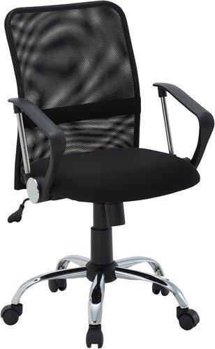 Sedia da ufficio KEN nero