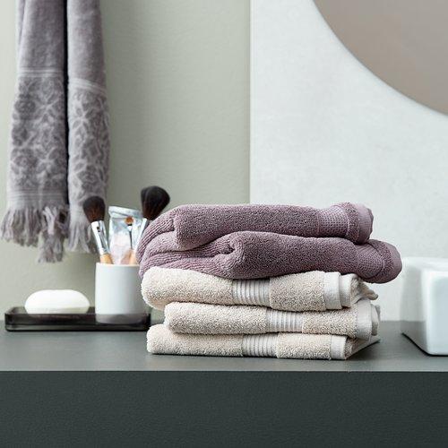 Ręcznik KARLSTAD 70x140 piaskowy