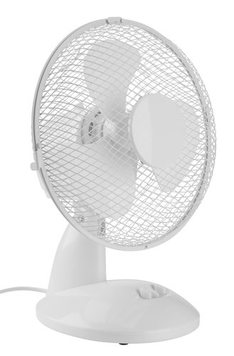 Ventilator JERPE 23x37 alb