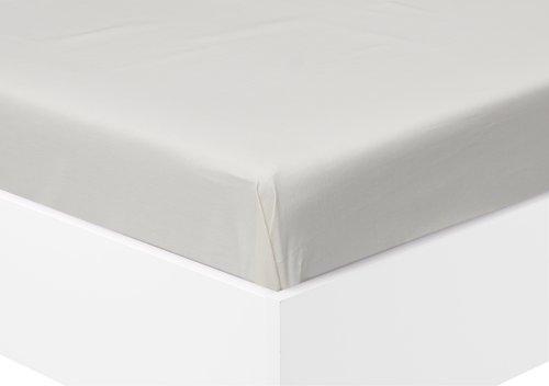 Spannleintuch 150x250cm beige