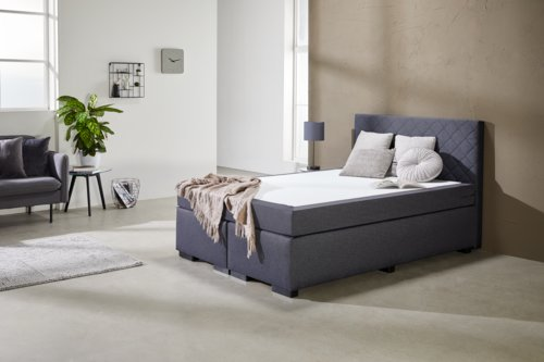 Boxspringbett 140x200 PLUS C60 DREAMZONE