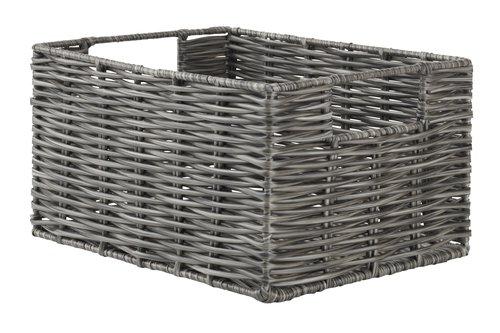 Cesto CASPERSEN P17xL23xH13cm grigio