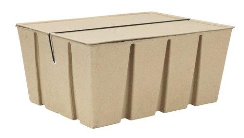 Caja BJORK A40xL30xA18 cm reciclada