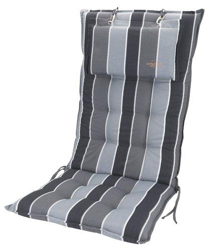 Coxim cad reclinável SEVILLA cinzento