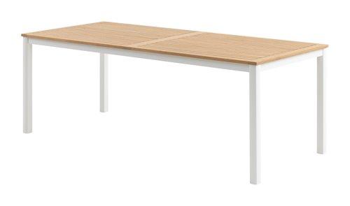 Mesa RAMTEN A90xL206 madera dura