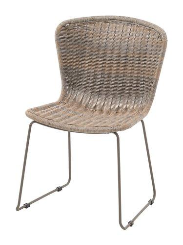 Krzesło ogr. HAJSTRUP naturalny