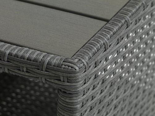 Sidebord STORD B45xL45xH40 grå
