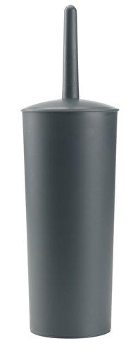 Brosse WC ED plastique asphalte