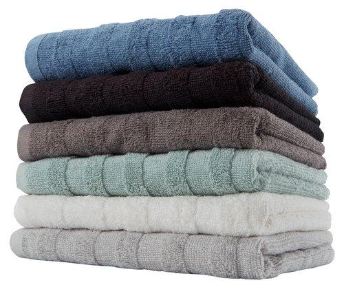 Bath towel TORSBY blue