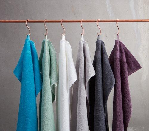 Ręcznik UPPSALA 30x50 szary