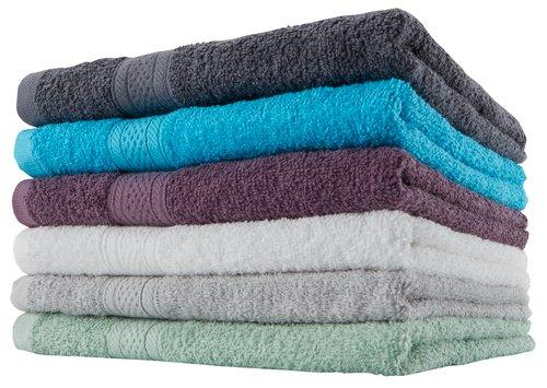 Ręcznik UPPSALA 50x90cm jasnoszary