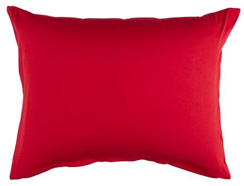 Zierkissenbezug 60x80 rot