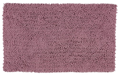 Tappetino MICRO CHENILLE 65x110rosa ant.