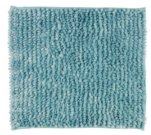 Tapete banho LUXUS CHENILLE 45x50 azul